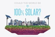 Solar Infographics / by The Solar Industry
