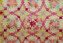 Quilting Inspiration / by Mary