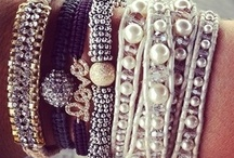 Trendy Bracelets / Wear your heart (and style) on your sleeve - stack on an armload of our fabulous wrap bracelets, make a sophisticated statement with a single silver bangle, or discover the perfect leather cuff. / by The FashioniStyle