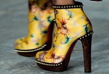 Shoe Lab / by The FashioniStyle
