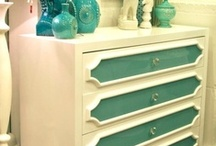 Furniture Makeovers / by Dana Wright
