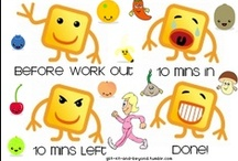 Health & Fitness / by Dana Wright