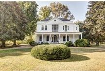 Historical Virginia Properties
