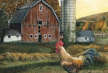 Country Living / by Lisa Burris