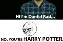 ϟ Harry Freakin' Potter ϟ / by Kayla Caston