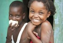 """I smile / It is said that """"laughter is the best medicine,"""" so let's laugh... a lot : ).  / by Lancia Lee"""