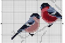 ♥Cross stitch / knitting♥
