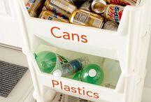 Clean & Organized Life / by Maria Cristina