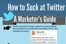 Twitter Marketing / Tips, strategies and resources for everything #Twitter #Marketing.