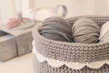 Knit-Crochet Inspiration / by Mary