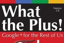 Google+ / Tips, strategies and resources for everything #Google+ #Marketing.