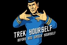 Star Trek / To boldly go where no man has gone before. / by Anna Sibal