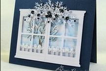 CARDS - WINDOWS AND DOORS / by Wanda Gale
