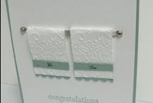 CARDS - WEDDING / by Wanda Gale
