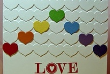CARDS - LOVE / by Wanda Gale