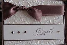 CARDS - GET WELL / by Wanda Gale