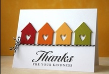CARDS - THANK YOU / by Wanda Gale