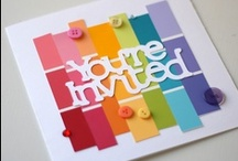 CARDS - INVITES / by Wanda Gale