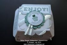 PAPER CRAFTS - BOXES, BAGS, TAGS AND ENVELOPES / by Wanda Gale