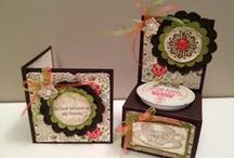 PAPER CRAFTS - K-CUP HOLDERS / by Wanda Gale