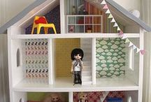 Dollhouse Decor Inspiration / by Farah Hurdle