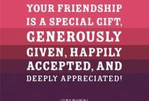 Friendship, Blendship :) / by Lancia Lee