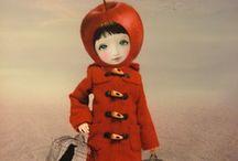 Art dolls / by Lancia Lee