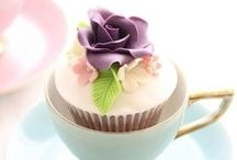 *Hello Cupcakes!* / Sweets & Treats For My Sweet Tooth / by Anna Hill