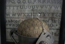 Pin Cushion Inspiration / Pin Cushions that Inspire me to Create  / by Mary