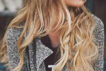 Hair color / by Maddie Hornok