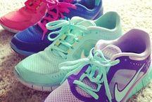 Fitness / by Maddie Hornok
