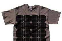 Solarwear / Solar powered and solar inspired clothing and accessories. / by The Solar Industry
