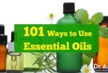 Wellness // Oils