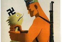 War Posters - Demonised Enemy