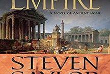 Ancient Rome Fiction Wishlist