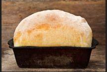 breads / by Patricia Bragg