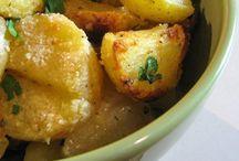 Potatoes / by Patricia Bragg