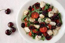 Salads |  Fruit or Lettuce / by angela peck {cert. vodder mld esthetician}