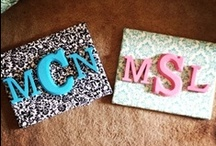 Craft Ideas / by Michelle Perry