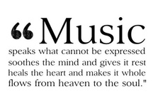I Love Music!! / Music really does help me not be dead. / by Karlee Copeland