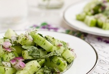 Veg | Cucumber  / by angela peck {lymphatic + organic, whole plant skincare specialist}