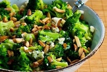 Veg | Broccoli  / by angela peck {cert. vodder mld esthetician}