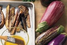 Veg | Eggplant, Artichoke  / by angela peck {cert. vodder mld esthetician}