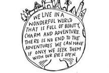pretty words. / pretty quotes.