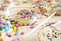sweets. / desserts I want to try.