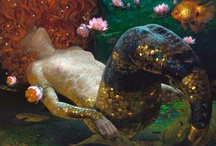 agua/mermaids