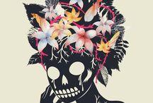 Tattoos / by Kira Horton