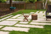 Garden Hardscape