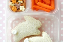 Fun Lunches / When you want to send a cute lunch with your kiddos or an encouragement for the school day.