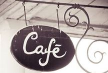Coffee shop... One day